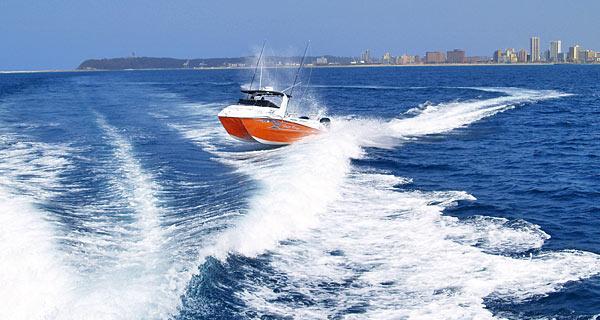 ACE GLIDER 750 - Leisure Boating Magazine