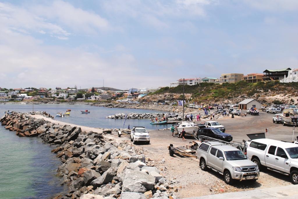 Yzerfontein slipway