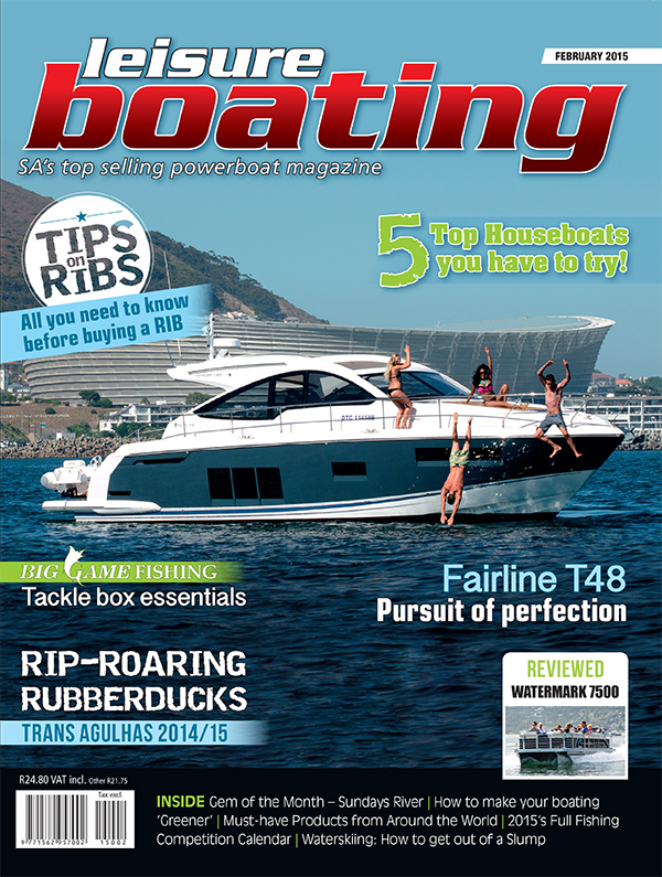 Leisure Boating 2015 02 February Issue