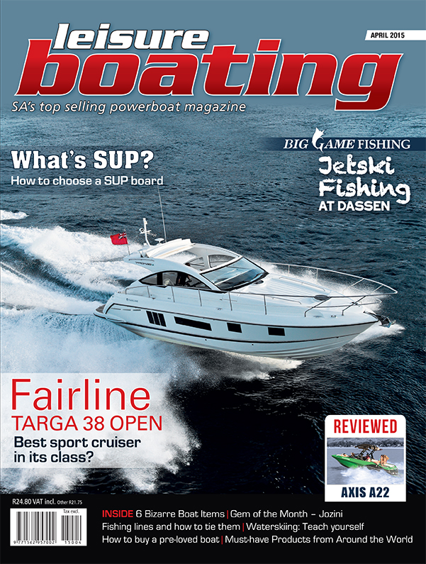 Leisure Boating 2015 04 April Issue