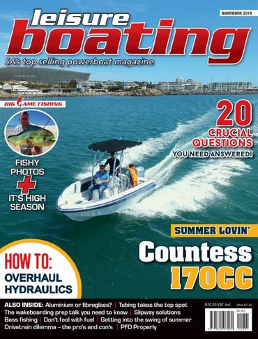 Leisure Boating 2016/11 November Issue