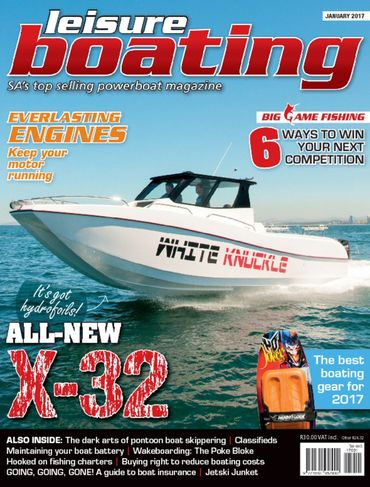 Leisure Boating 2017/01 January