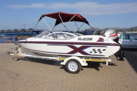 Raven Exel 18 Ft with 125 Hp Mariner