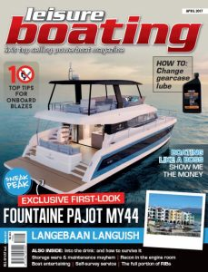 Leisure Boating April Magazine 2017