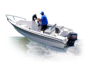 Explorer 465 MPB (Multi-Purpose Boat)
