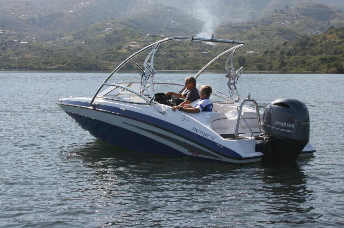 Yamaha Mystique 19 Leisure Boating