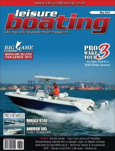 Leisure Boating 2013/05 May Issue