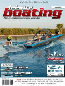 Leisure Boating 2013/08 August Issue