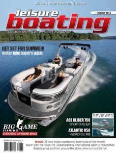Leisure Boating 2013/10 October Issue
