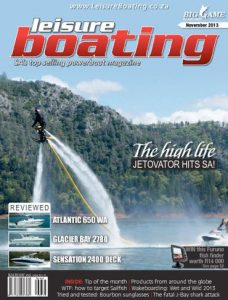 Leisure Boating 2013/11 November Issue
