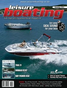 Leisure Boating 2013/12 December Issue