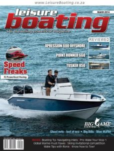 Leisure Boating 2014/03 March Issue