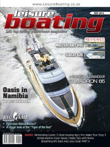 Leisure Boating 2014/05 May Issue