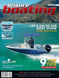 Leisure Boating 2014/10 October Issue