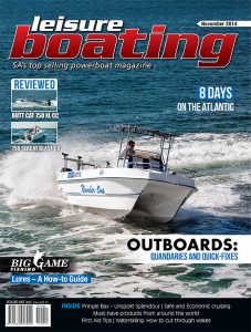 Leisure Boating 2014/11 November Issue