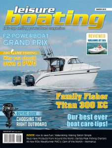 Leisure Boating 2015/03 March Issue