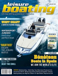 Leisure Boating 2015 07 / 06 June / July Issue