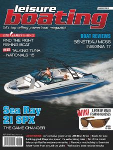 Leisure Boating 2015 08 August Issue