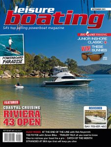 Leisure Boating 2015/09 September Issue