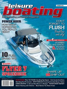 Leisure Boating 2015/10 October Issue