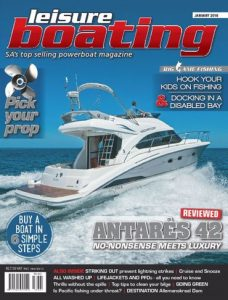 Leisure Boating 2016/01 January Issue
