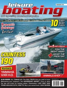 Leisure Boating 2016/02 February Issue