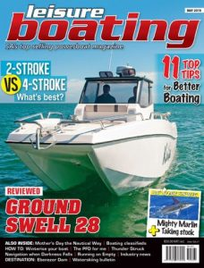 Leisure Boating 2016/05 May Issue