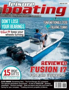 Leisure Boating 2016 07 and 06 June/July Issue