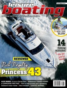 Leisure Boating 2016/09 September Issue