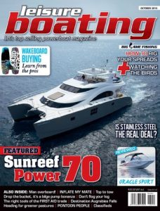 Leisure Boating 2016/10 October Issue