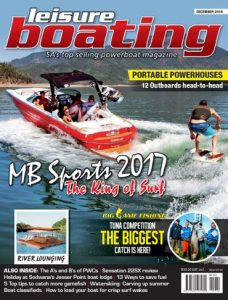 Leisure Boating 2016/12 December Issue
