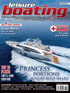 Leisure Boating 2017/02 February Issue