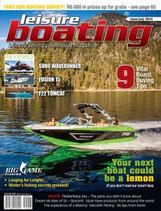 Leisure Boating 2014/06 June/July Issue