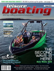 Leisure Boating 2014/08 August Issue