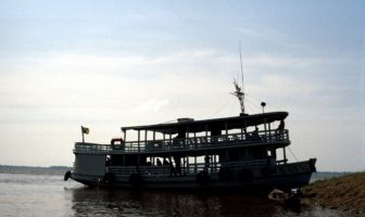 AMAZON RIVERBOAT, PERU