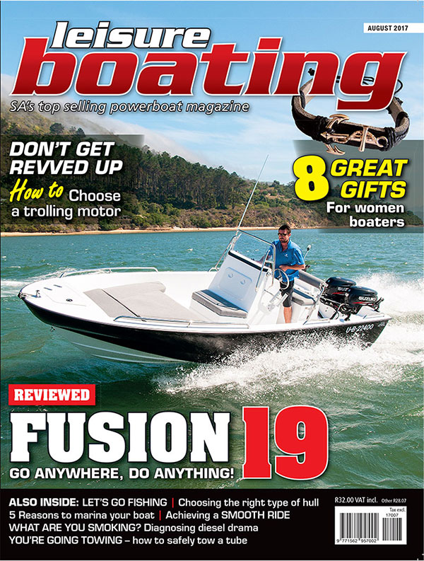 The colour of your diesel smoke tells a story | Leisure Boating