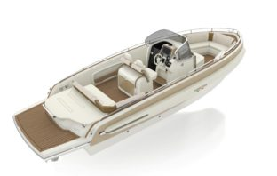 INVICTUS 280TT A LOT MORE THAN JUST A SUPER YACHT TENDER