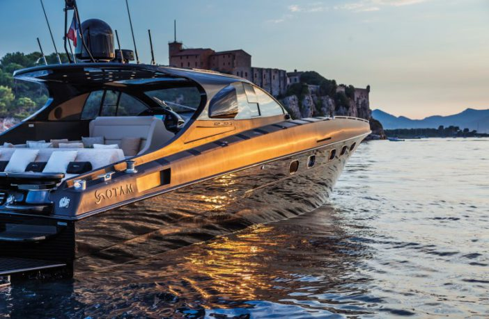 OTAM chase boats millennium line