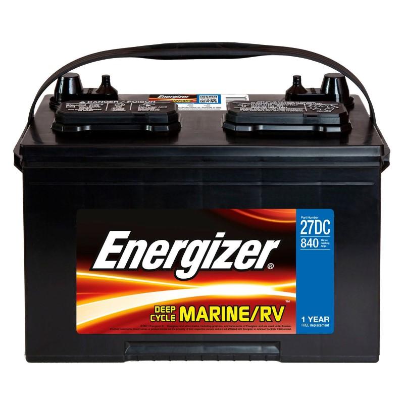 Boat inspecion: batteries