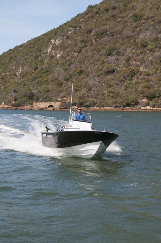 Boat review fusion 19