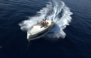 INVICTUS 280GT SHARP, ELEGANT AND STRONG - WHERE OPPOSITES ATTRACT