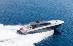 "THE NEW OTAM MILLENNIUM 80 HT M/Y ""MYSTERE"""