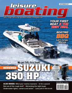 Leisure Boating September 2017 Issue