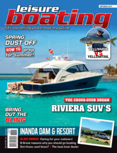 Leisure boating magazine September