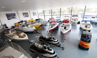Marine boat dealers