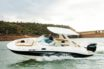 Sensation 26 Deck outboard