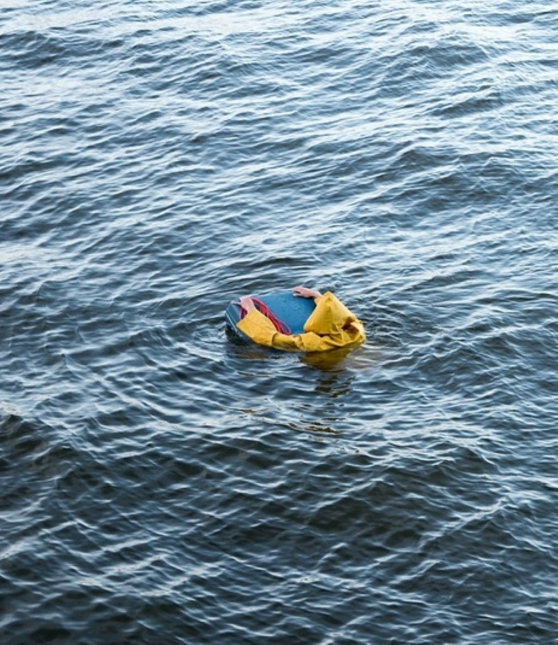 How long can a person survive in the open ocean? | Leisure