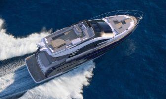 Fairline yachts squadron 53