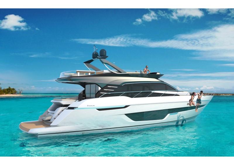 fairline yachts squadron 64