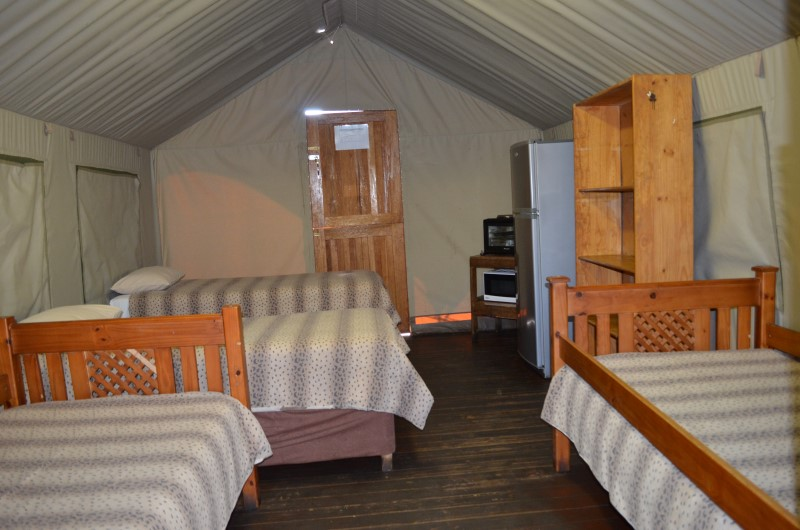 Shongweni Dam accommodation